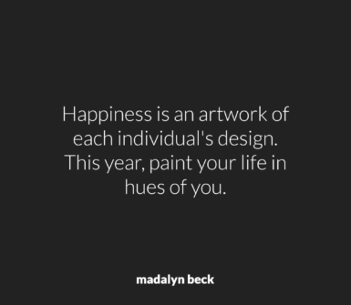 Hues of You by Madalyn Beck